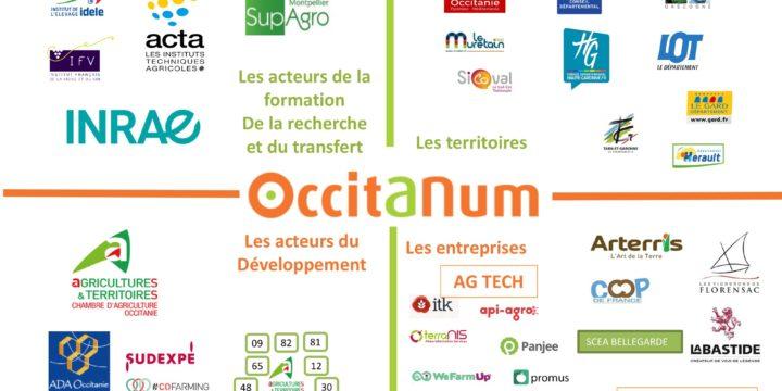 E2L participe au Living Lab Occitanum Agroécologie Numérique en Occitanie