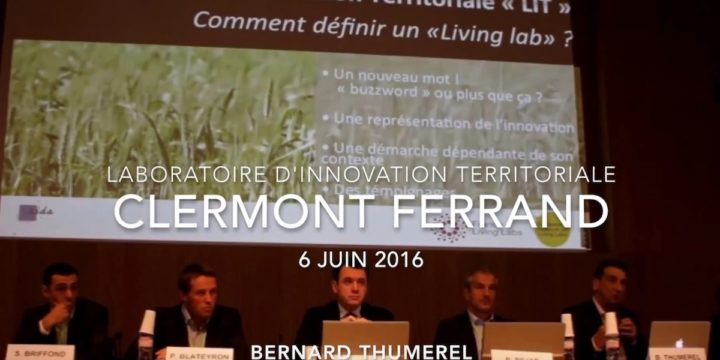 Laboratoire Innovation Territoriale – C.Ferrand  06-2016